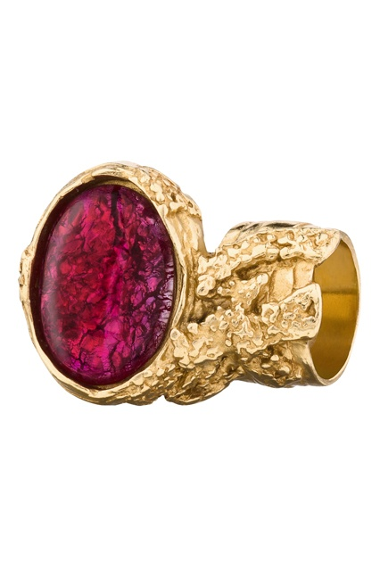 ysl valentine's day ring