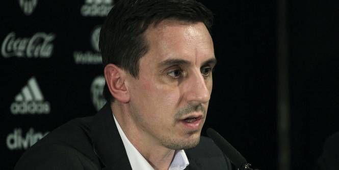 Foot - ESP - Valence - Valence : Gary Neville ne panique pas