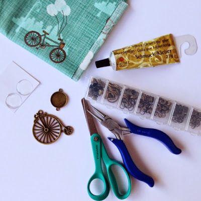 SoadyArt: Csináld magad biciklis nyaklánc