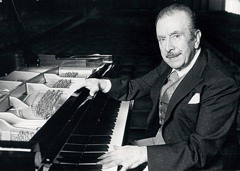 Pianista Claudio Arrau