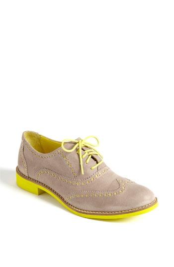 'Alisa' Oxford: Cole Haan: Haan Alisa, Fashion Shoes, Style, Alisa Oxford, Color, Cole Haan Mens Shoes, Oxfords, Yellow, Girls Shoes