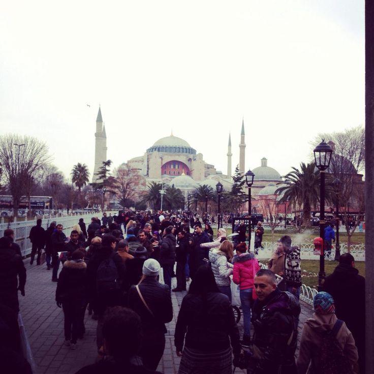 Moscheea Albastră din Istanbul
