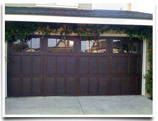 30 best garage doors faux wood finish images on. Black Bedroom Furniture Sets. Home Design Ideas