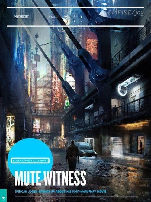 Mute 2017 full Movie HD Free Download DVDrip