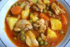 Bezelyeli Tavuk Tarifi   Yemek Tarifleri Sitesi   Oktay Usta, Pratik Yemekler
