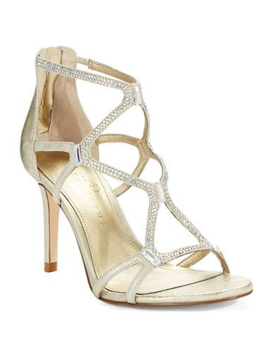 shoes  sandals  gemma strappy sandals  lord and taylor