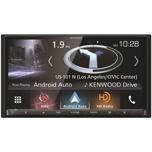 """Kenwood 6.95"""" Doubledin Indash Navigation Dvd Receiver With Bluetooth Apple Carplay Android Auto Hd Radio Amp Siriusxm Ready. #onlineshopping #online #shopping #shoponline #shopnow #sale #freeshipping #auto #automobile #electronics #Kenwood #dvd #navigation #radio"""