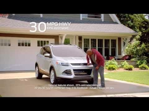 2013 Ford Escape -- #fordand & 21 best images about Covert Ford Lincoln Videos and Commercials on ... markmcfarlin.com