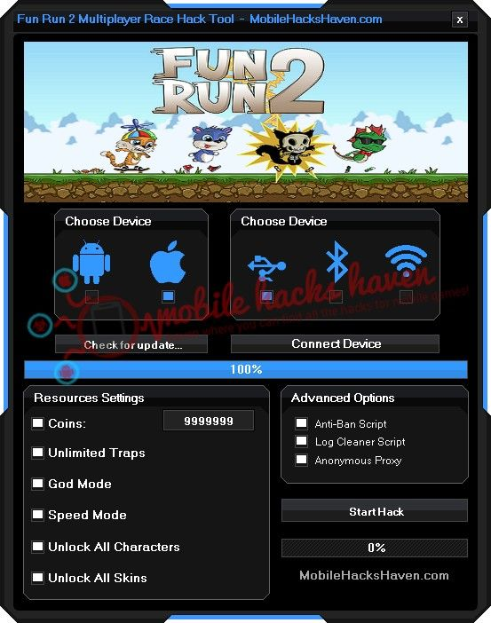 Fun Run 2 Multiplayer Race Hack