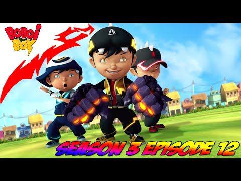 BoBoiBoy TERBARU Season 3 Episode 12: Ketibaan Ibu Adu Du FULL