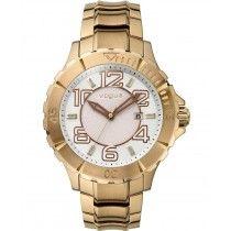 VOGUE City Rose Gold Stainless Steel Bracelet 97022.2