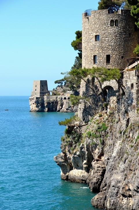 Positano by the sea, province of Salerno, Campania region, Italy
