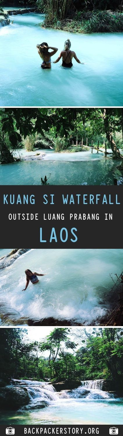 KUANG SI WATERFALL: A Complete Gudei
