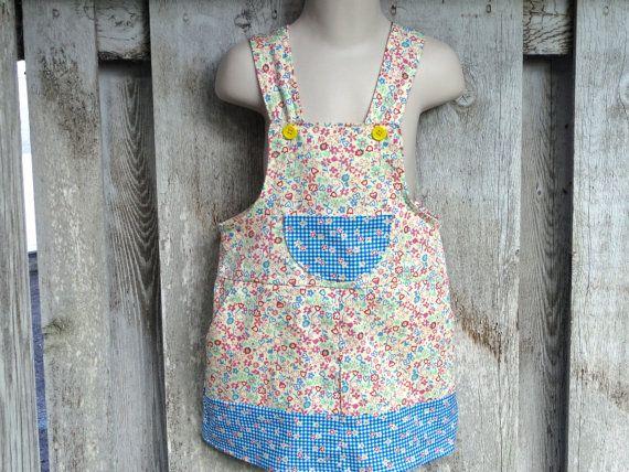 toddler girls jumper toddlers overalls toddlers by Erynskidsworld, $30.00