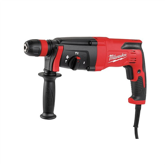 Milwaukee PH27X SDS-Plus 3 Mode Hammer Drill
