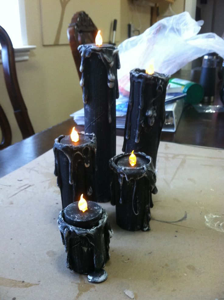 TP tube candle