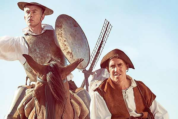 All The Trip To Spain trailers and clips ahead of the DVD release, starring Steve Coogan and Rob Brydon. Love this front cover shot for the DVD