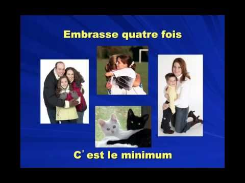 Embrasse quatre fois, Charlotte Diamond - YouTube