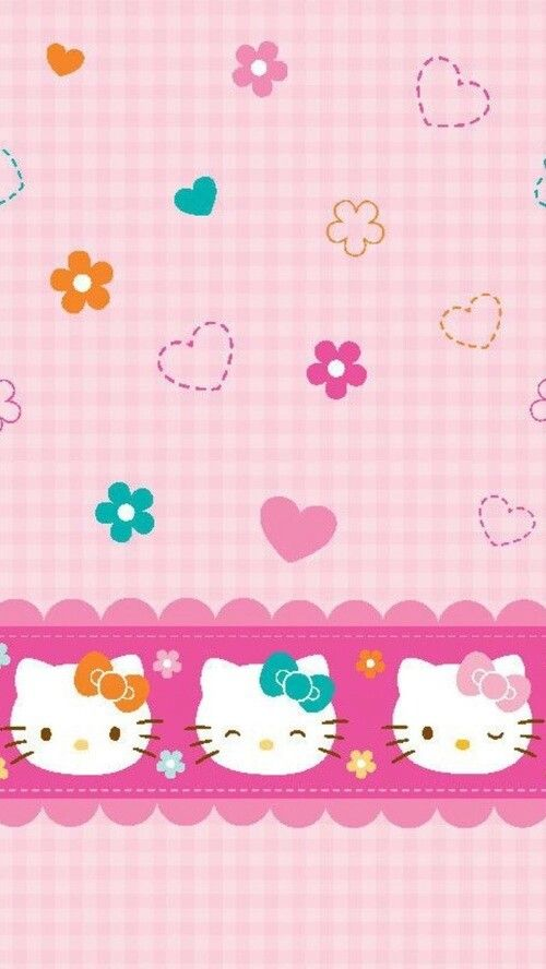hello kitty wallpaper weheartit hello kitty wallpaper. Black Bedroom Furniture Sets. Home Design Ideas