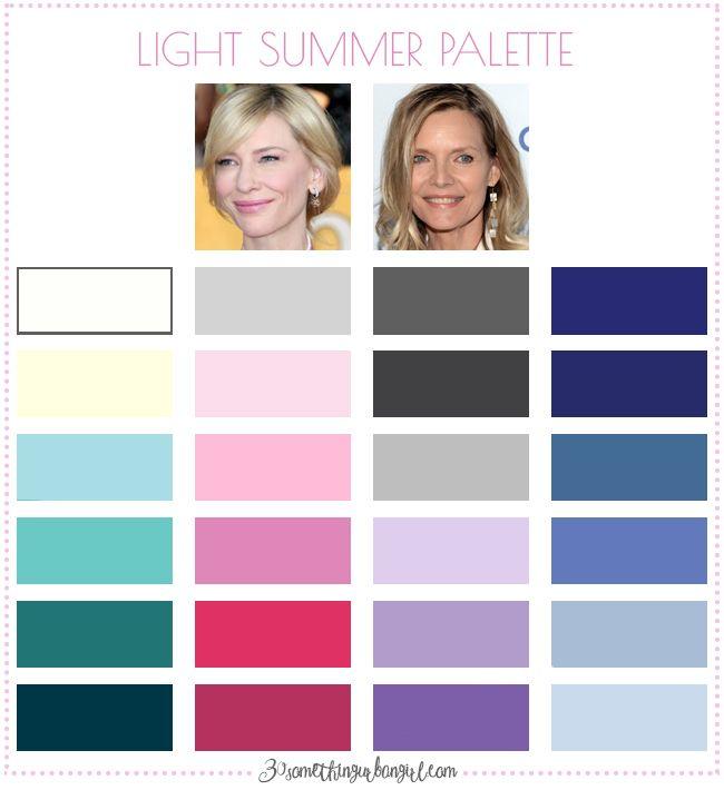 60 Best Seasonal Color Analysis - What Season Am I ...