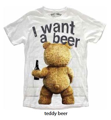 I Want a Beer.  And you?