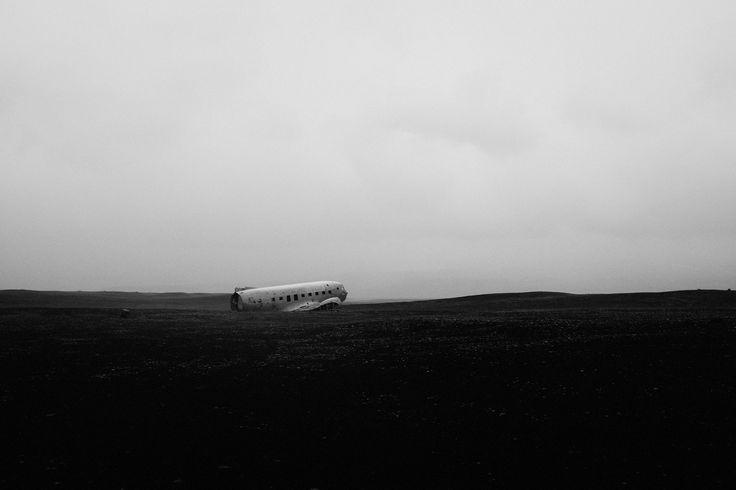 https://flic.kr/p/ATCqps | Abandoned on an Icelandic beach | Black Sand Beach, Iceland  Instagram | VSCO | 500px