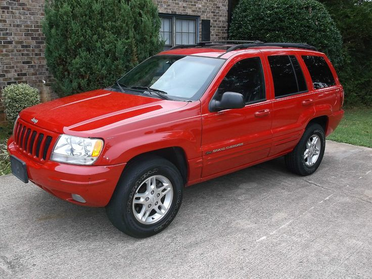 2000 Jeep Grand Cherokee LIMITED 4L (With images) Jeep