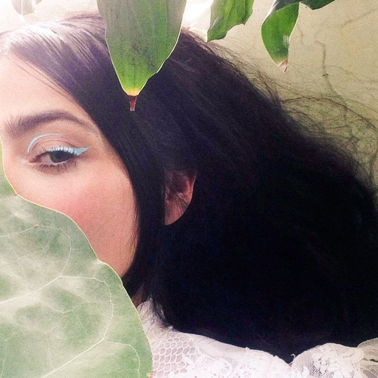 Stacey Nishimoto's idea for eyeliner that's just a little bit different
