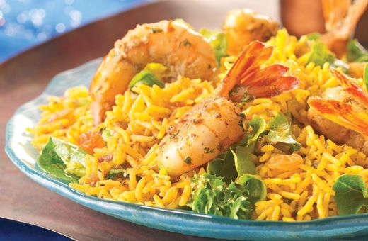 Mahatma - Coconut Shrimp and Jasmine Rice Salad - America's Favorite Rice