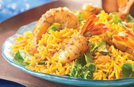 Mahatma - Coconut Shrimp and Jasmine Rice Salad - America's Favorite Rice