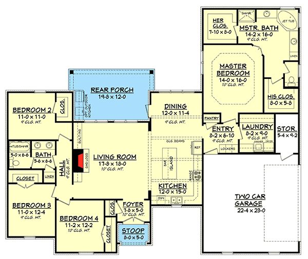 1000 ideas about open floor on pinterest dream home for French country house plans open floor plan