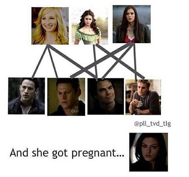 and she got pregnant?