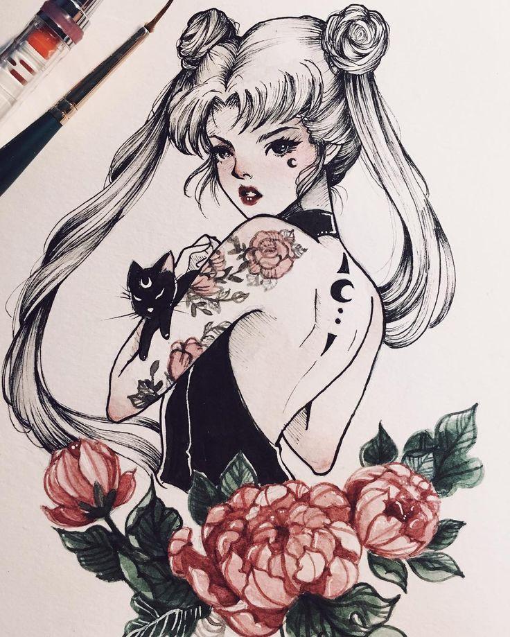 Resultado de imagen para Sailor Moon