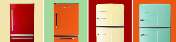 Big Chill.com | retro fridges