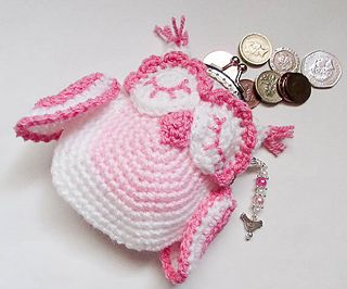 Owl Animal Coin Purse by Wistfully Woolen