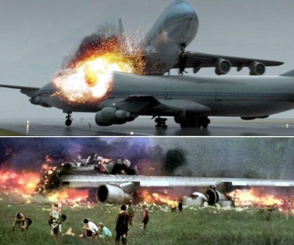 Klm Boeing 747 Airplane