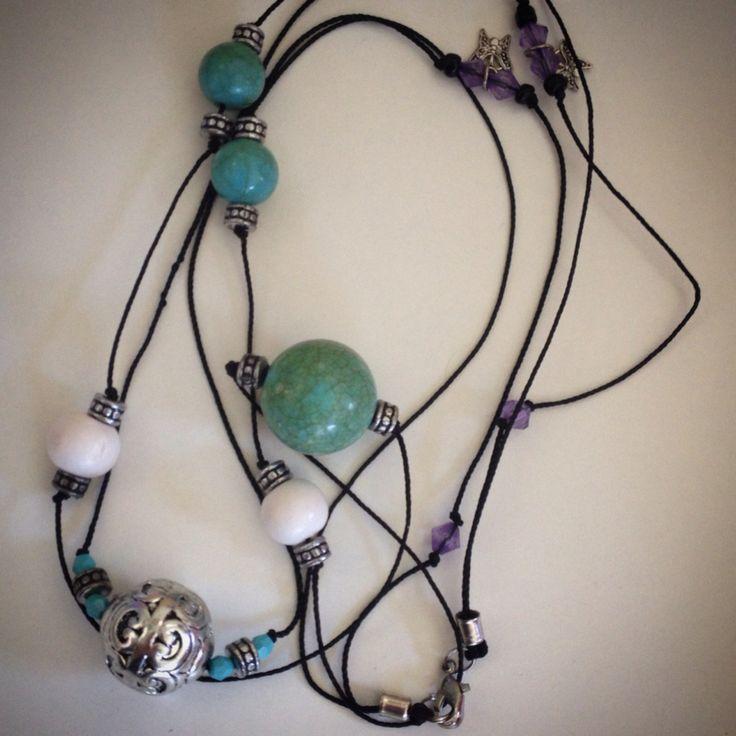 Necklace/collar #kittybri www.facebook.com/kittybritaller