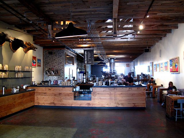 San Francisco Coffee Cafe Dtla
