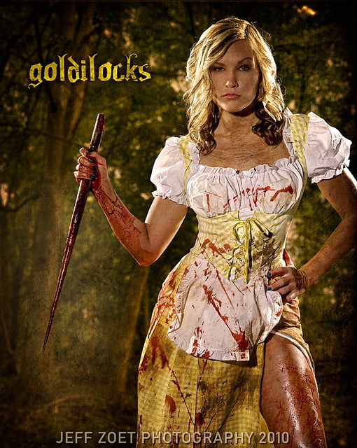 goldilocks - Goldilocks Halloween Costumes