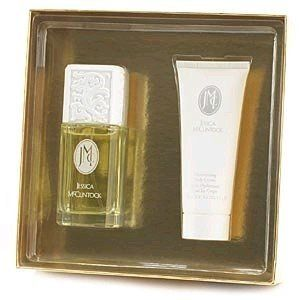 Jessica McClintock Perfume Gift Set for Women - 3.4oz EDT Spray & 5oz Perfumed Body Lotion by Jessica McClintock. $34.20. 5.0oz Perfume Body Lotion. 3.4oz Eau De Parfum Spray for Women. This Jessica McClintock Purely Enchanting Gift Set contains a 3.4oz EDP Spray and a 5oz Body lotion for Women.