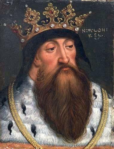 Italian Boy Name: Król Władysław I/Ladislas Ier De Pologne