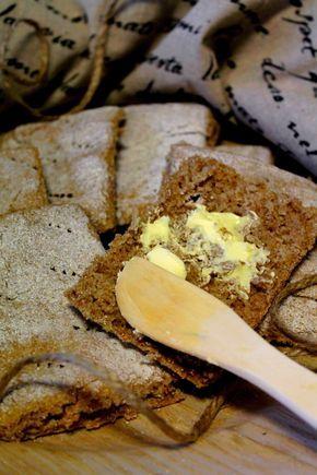 Kakkuviikarin vispailuja!: Ruispalat