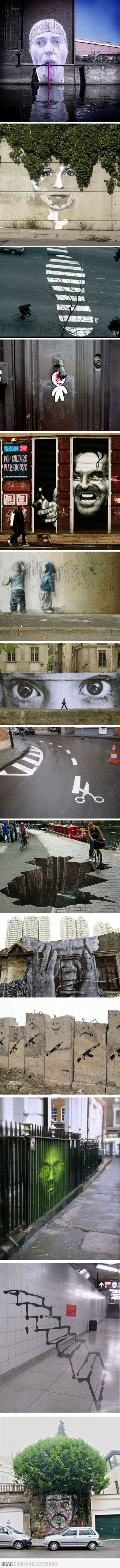 city art at its best...