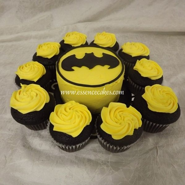 "batman birthday cake - Google Search warren: ""Ioh yah, I love yellow cakes."""