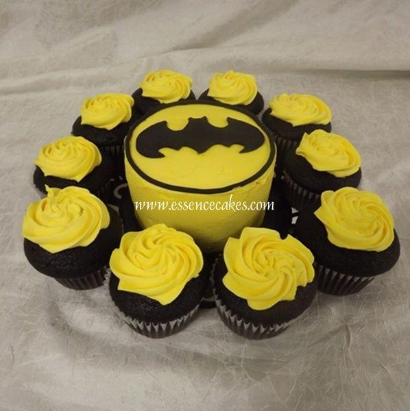 "batman birthday cake - Google Search warren: ""Ioh yah, I love yellow cakes."""
