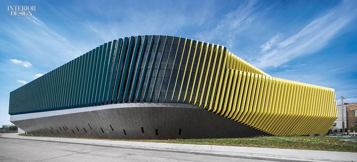 JGMA's Latino Student Center Bounces Highway Noise and Manipulates Sunlight
