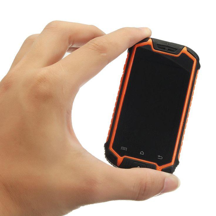 Z18 2.4-inch 900mAh Bluetooth WIFI Waterproof Dual SIM Smallest Mini Outdooors Smartphone Sale - Banggood.com