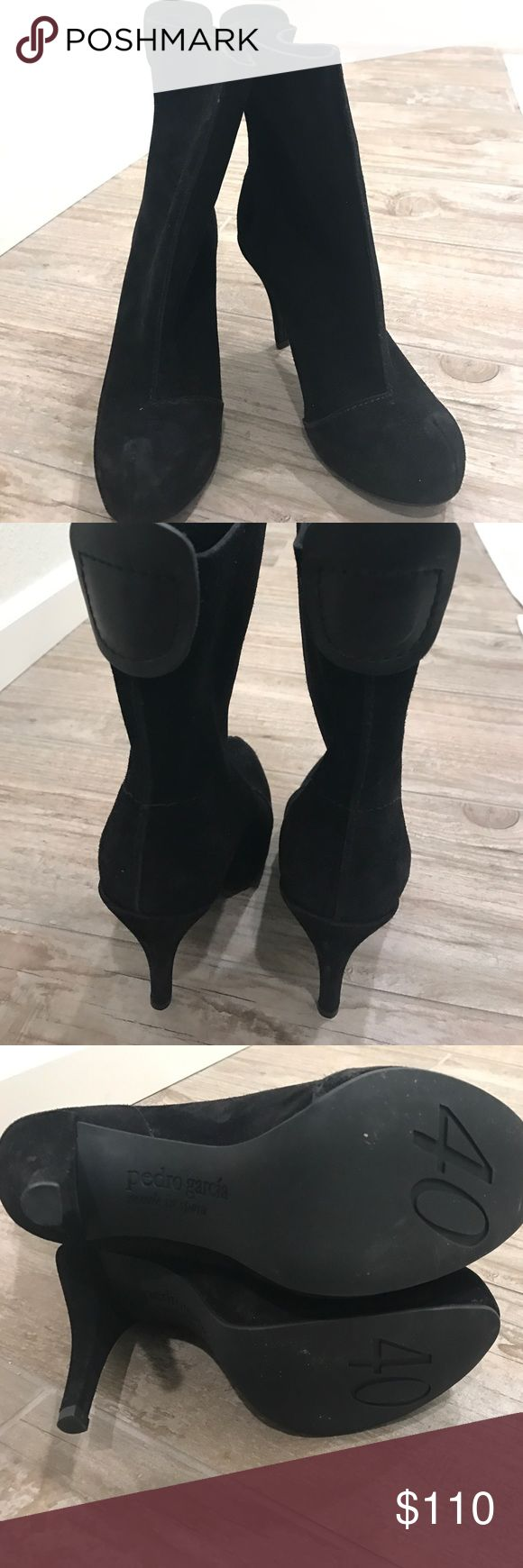 Pedro Garcia bootie Pedro Garcia black booties. Brand new. Size 40 pedro garcia Shoes Ankle Boots & Booties