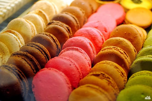 eatandtreats - Indonesian Food and Travel Blogger based in Jakarta: Paul Bakery and Patisserie Jakarta (Galeries Lafayette) Macarons