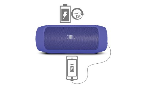 Jbl - CHARGE-2-ROUGE - Enceinte Nomade - Bluetooth - pas cher Achat/Vente Enceinte nomade - RueDuCommerce